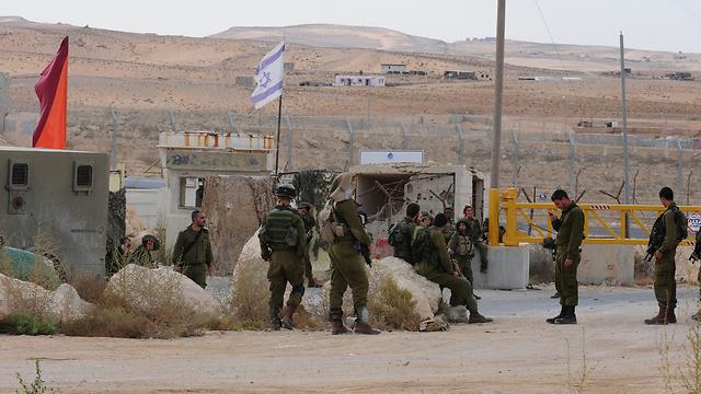 IDF troops on the Egyptian border (Photo: Herzl Yosef/Archive) (Photo: Herzl Yosef)