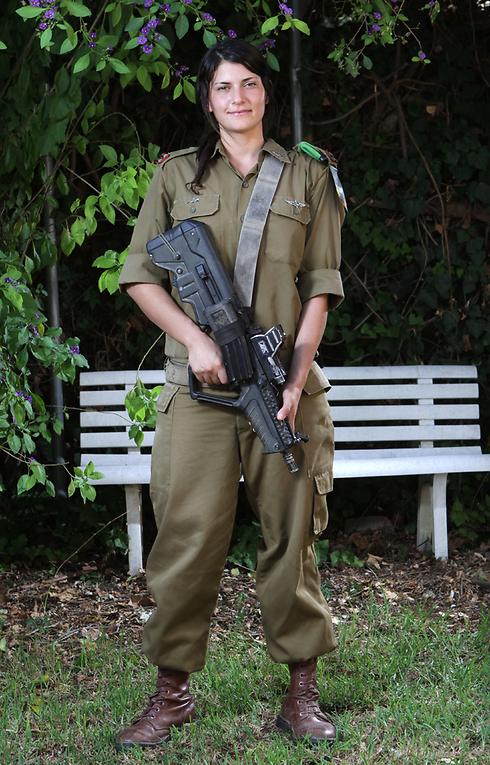 Captain Or Ben Yehuda (Photo: Alex Kolomoisky) (Photo: Alex Kolomoisky)