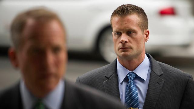 הורשע בהרג לא בכוונה תחילה. איוון ליברטי (צילום: AP) (צילום: AP)