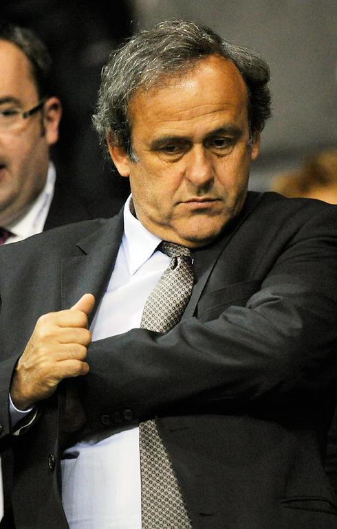 UEFA President Michel Platini (Photo: EPA)