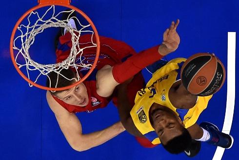 וורונצביץ' והיינס (צילום: AFP) (צילום: AFP)