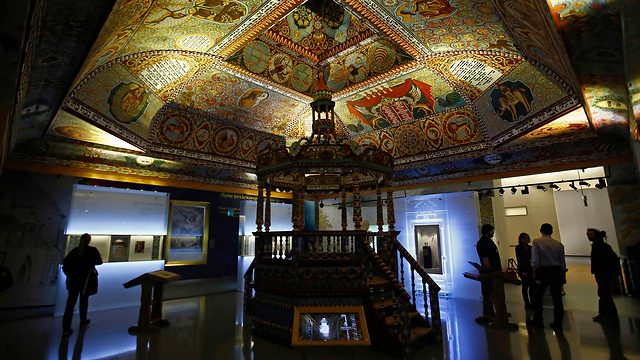 The Museum of the History of Polish Jews in Warsaw (Photo: Reuters)