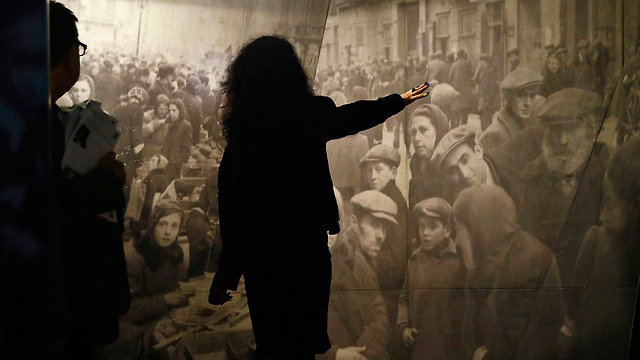 Museum of the History of the Polish Jews, Warsaw, Poland (Photo: Reuters)