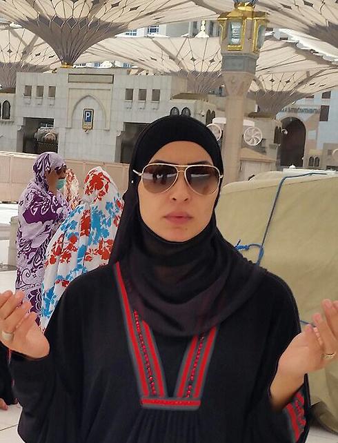 ביסאן אבו גאנם שנרצחה ברמלה. קורבן עשירי במשפחתה ()
