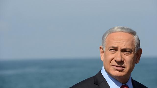 Prime Minister Netanyahu in Ashdod (Photo: GPO)