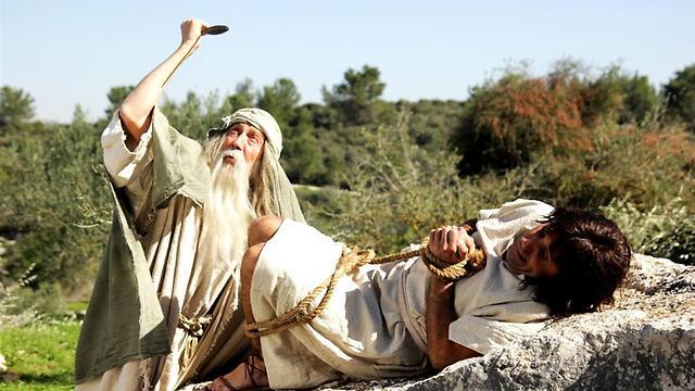 """""""היהודים באים"""". פרשנות להיסטוריה (צילום: דני שוורצמן) (צילום: דני שוורצמן)"""