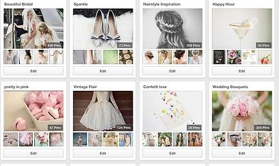 ההשראה שלך נמצאת בפנים. pinterest (צילום מסך pinterest.com)