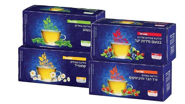 תה שופרסל. זול (צילום: דני לרנר) (צילום: דני לרנר)