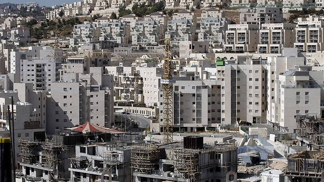The Har Homa neighborhood in East Jerusalem. (Photo: AFP)