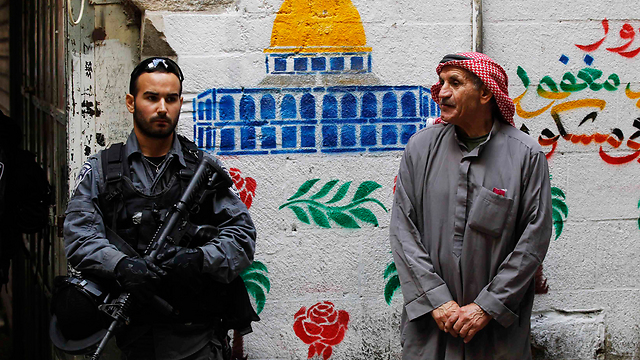 Tensions rise in Jerusalem (Photo: Reuters)