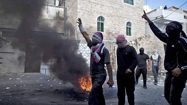 Islamic Jihad riots (Photo: EPA)
