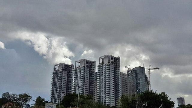 יום מעונן (צילום: עמית קוטלר)
