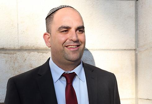 ראש עיריית לוד, יאיר רביבו (צילום: עוז מועלם) (צילום: עוז מועלם)