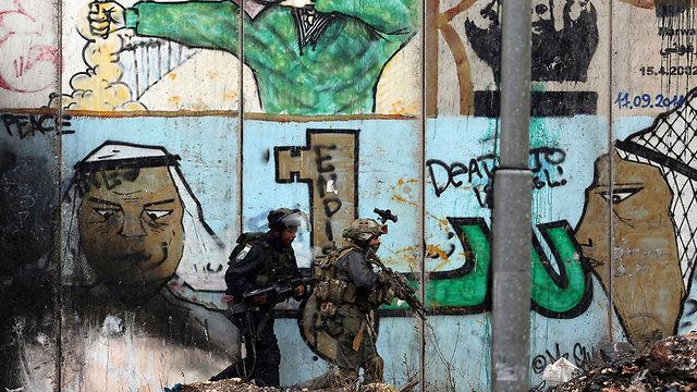סיורים, עימותים ומהומות בירושלים, במהלך סוף השבוע (צילום: AFP) (צילום: AFP)