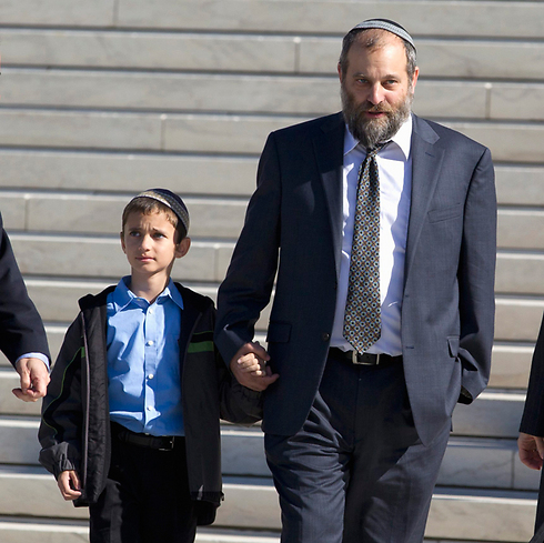 Menachem Zivotofsky (Photo: AP) (Photo: AP)