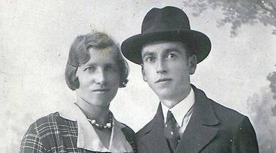 Menachem Bodner's parents, whose identity was unknown for decades