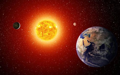 דרך אור השמש מתגלות כל תכונות המלכות (צילום: shutterstock)
