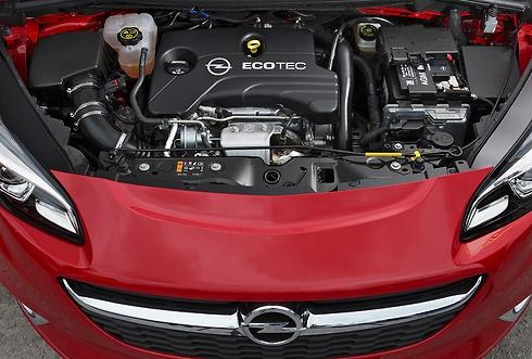 מנוע 1.0 ליטר עם שלושה צילינדרים ומגדש טורבו ()