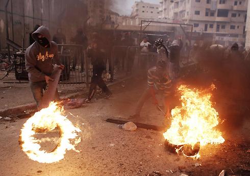 Riots in East Jerusalem (Archive: Reuters)