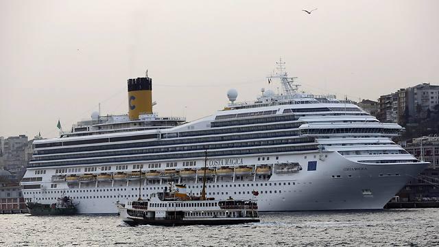 Cruise ship (Photo: Reuters)
