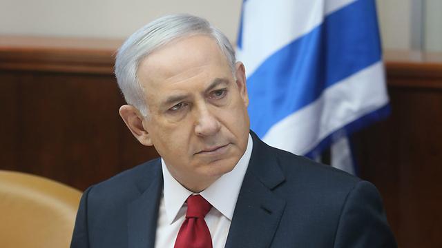 """ראש הממשלה נתניהו (צילום: אלכס קולומויסקי, """"ידיעות אחרונות"""" ) (צילום: אלכס קולומויסקי,"""