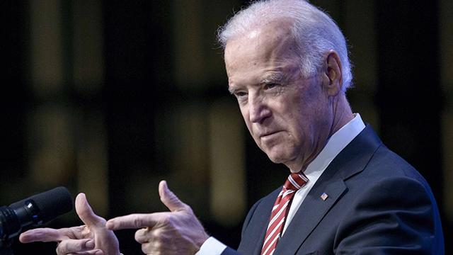 US Vice President Joe Biden (Photo: AFP)
