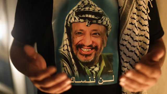 Yasser Arafat. There was no love lost between him and Abbas  (Photo: EPA)