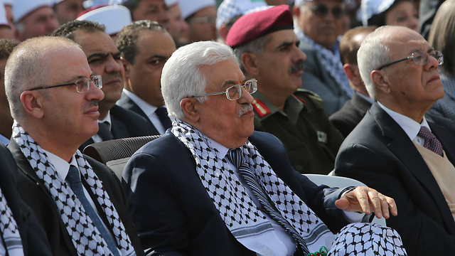 Abdallah (L) and Abbas (Photo: AFP)