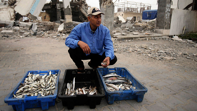 Gaza. On the brink (Photo: Reuters)