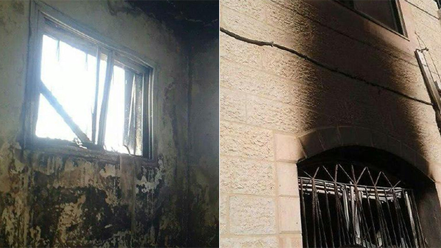 Damage caused to mosque