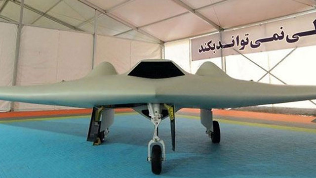 The Iranian drone