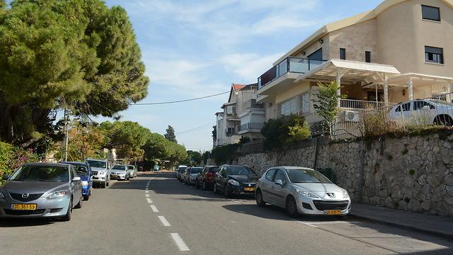 חיפה. פער משמעותי בין שכונות יקרות לזולות (צילום: ג'ורג' גינסברג)