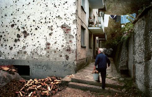 """""""לקורבנות שלנו חשוב שהפושעים יעמדו לדין"""". בוסניה (צילום: Gettyimages)"""