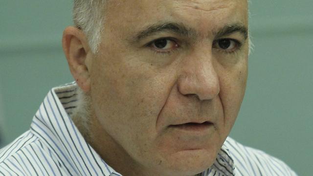 Shin Bet chief Yoram Cohen (Photo: Atta Awisat)