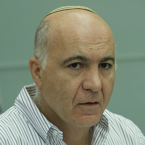Shin-Bet Director Yoram Cohen. When the organization is allowed to, it can be effective against Jewish terrorism (Photo: Ata Awisat)