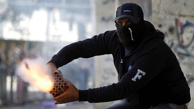 Riots in Hebron (Archive photo: EPA)