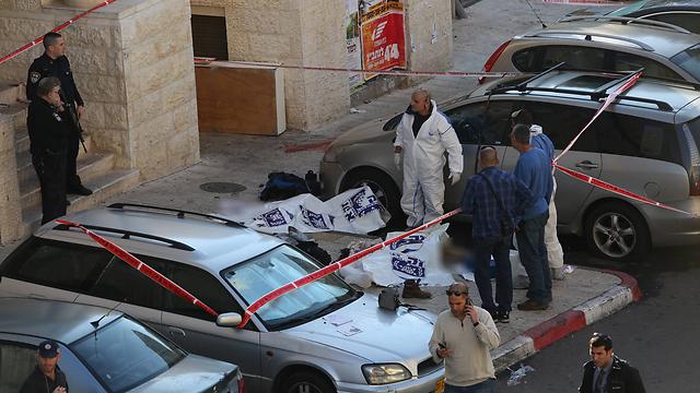 Убитые в синагоге. Фото: Гиль Йоханан