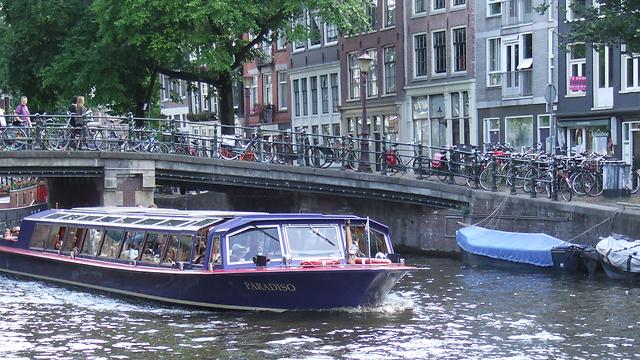 אמסטרדם. הבטחות לחוד וטיול לחוד (צילום: יואב גלזנר)