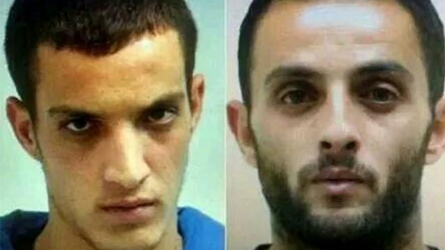 Ghassan and Uday Abu Jamal