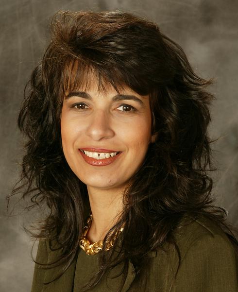 Shurat Hadin lawyer Nitsana Darshan-Leitner. Representing the plaintiffs.