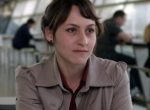 Sarah Adler in 'Aya'