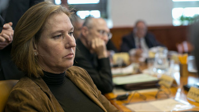 Justice Minister Tzipi Livni (Photo: Ohad Zwegenberg)