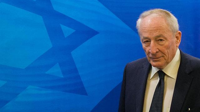 Attorney General Yehuda Weinstein (Photo: Ohad Zwigenberg)