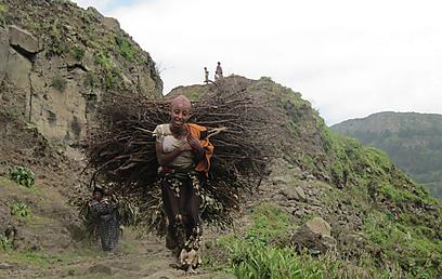"""""""אם ליוצאי תימן לקח 60 שנה לשכוח את מסורות העבר, לקהילה האתיופית זה לוקח חמש-שש שנים. תהליכי השיכחה ו'ההתמערבות' של הקהילה האתיופית, מאוד מואצים"""" (צילום: באדיבות דקלה דנינו) (צילום: באדיבות דקלה דנינו)"""