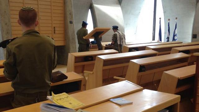 """ארכיון. בית הכנסת בבה""""ד 1 ()"""