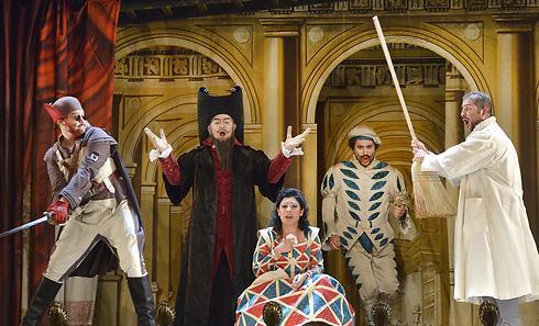 הקף התמיכה באופרה כ-18 מיליון שקלים (צילום: יוסי צבק) (צילום: יוסי צבק)