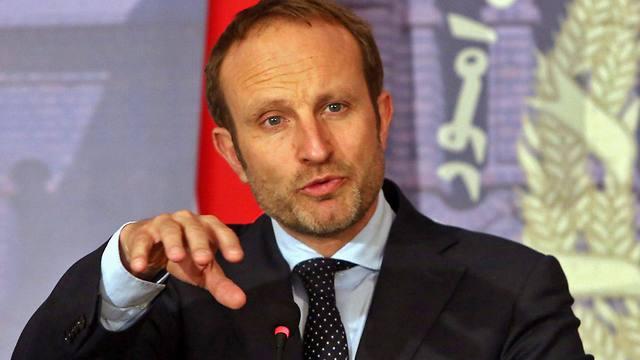 Denmark's Foreign Minister Martin Lidegaard (Photo: EPA)