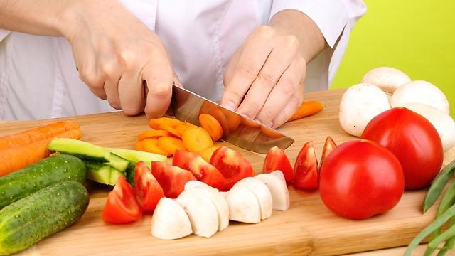 קנו ירקות טריים  (צילום: shutterstock) (צילום: shutterstock)