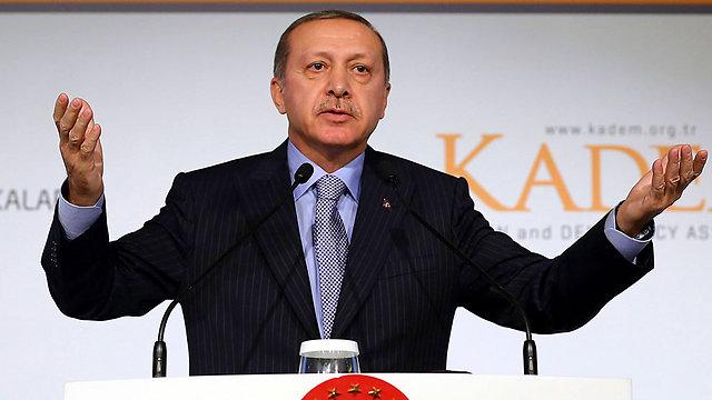 Turkish President Recep Tayyip Erdogan (Photo: Associated Press) (Photo: Associated Press)