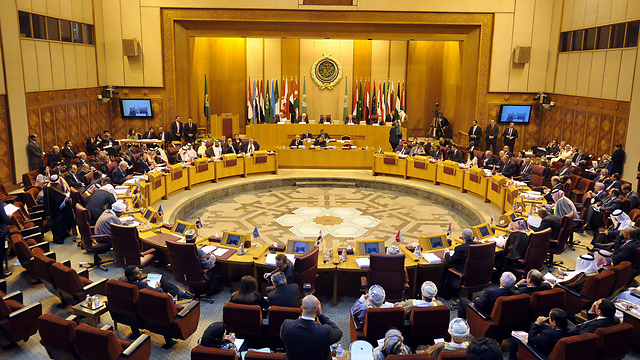 The Arab League. In order to make Israel an official ally of the pro-Western regimes and part of a regional strategic system, the Palestinian issue must be solved (Photo: EPA)